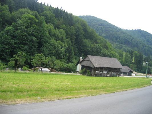 carretera en Eslobenia