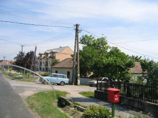 Aldea húngara