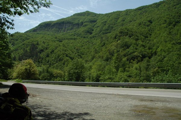Carretera S-45 a Piacenza