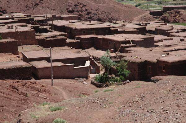 Pueblo Ocre