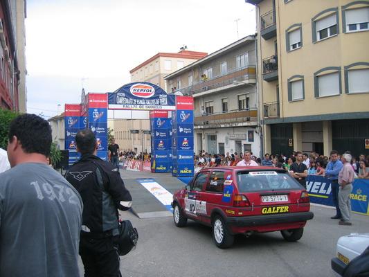 Rallye de Guijuelo