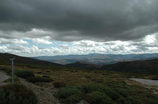 Nubes en Los Portillinos