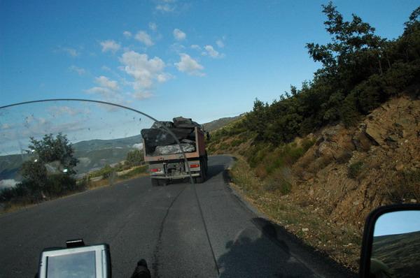 Camión de Pizarra