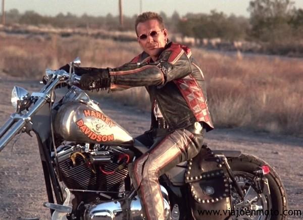 Harley Davidson & Marlboro Man.