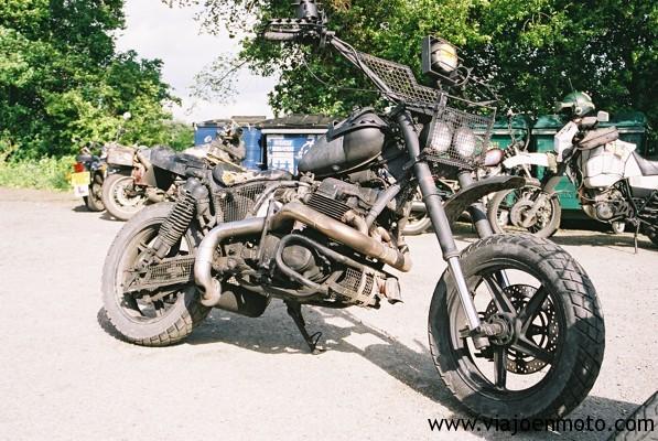 Survival bike