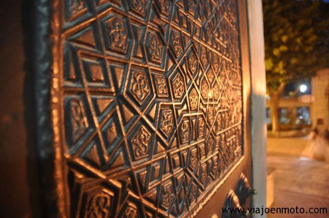 puerta mezquita