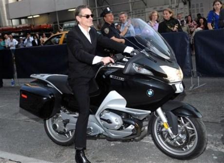 La Misión de Jeremy, rodar en BMW