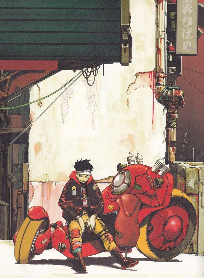 Obra de Kiji Morimoto