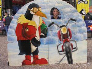 Iglú Pingüinos