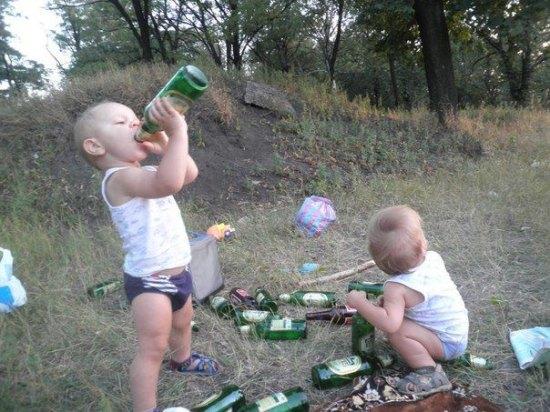 bebes-rusos-locos-borrachos