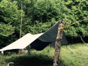hamaca campamento