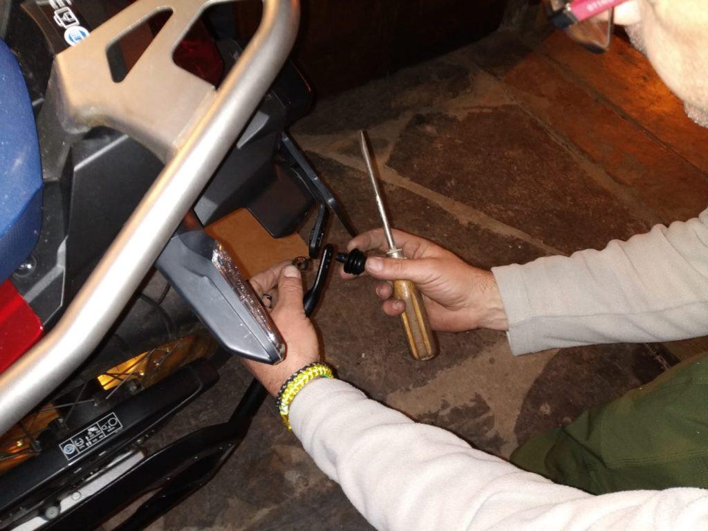El quick lock para las maletas de aluminio