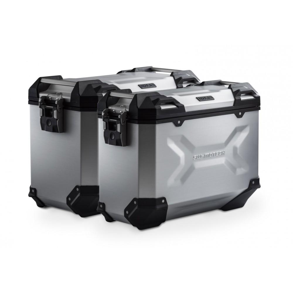maletas de aluminio para moto SW-Motech