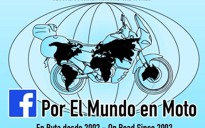 Por el mundo en moto